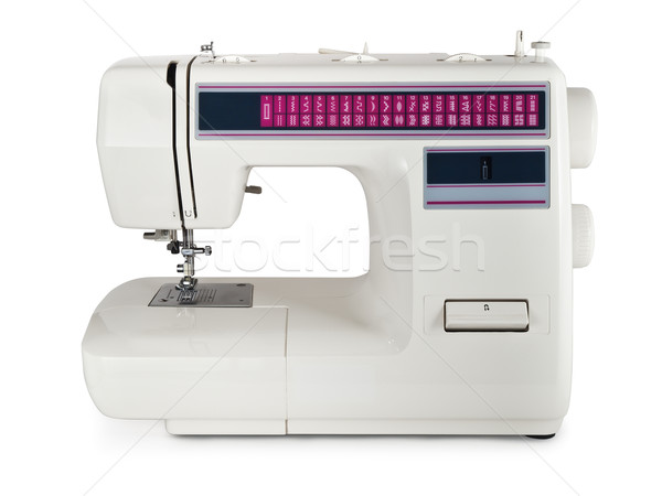 Sewing machine Stock photo © reticent