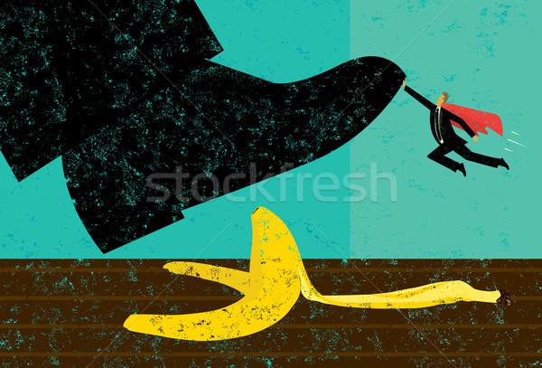 Help Avoiding Mistakes Stock photo © retrostar