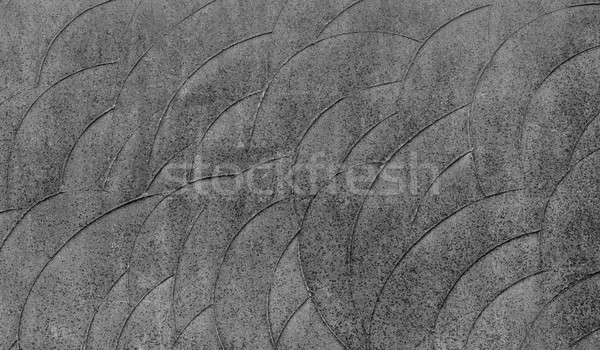 Grey Curve Texture Stock photo © rghenry