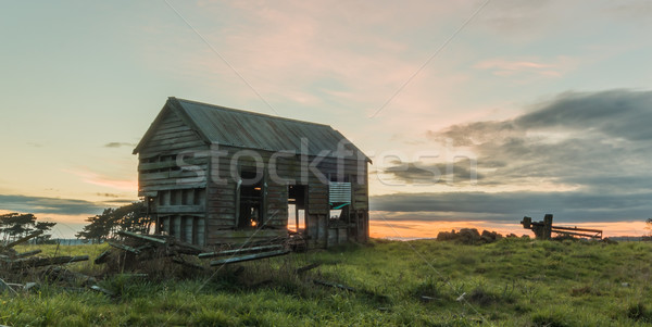 Old Farm House Stock photo © rghenry