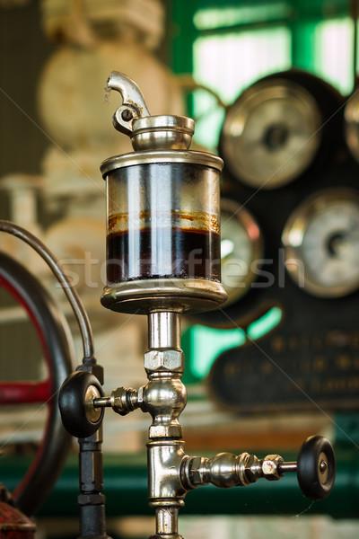 Machine Oiler Stock photo © rghenry