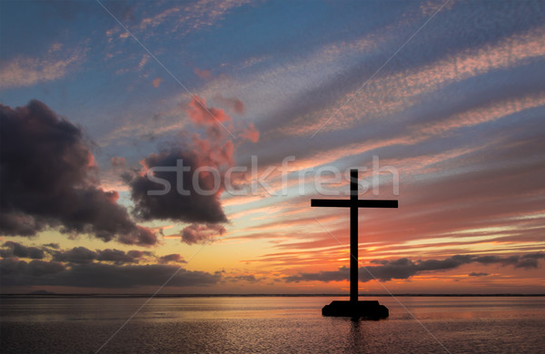 It Is The Cross Stock photo © rghenry