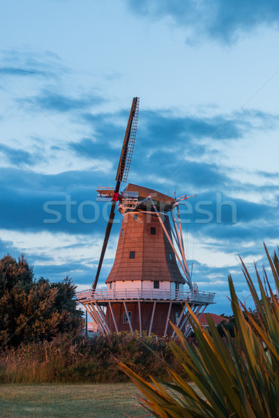 De Molen Foxton Stock photo © rghenry