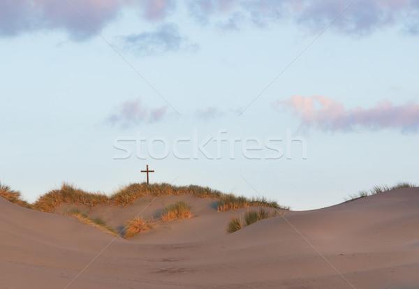 Dune Cross Stock photo © rghenry