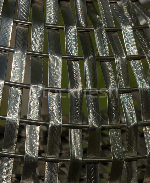 Steel Weave Stock photo © rghenry