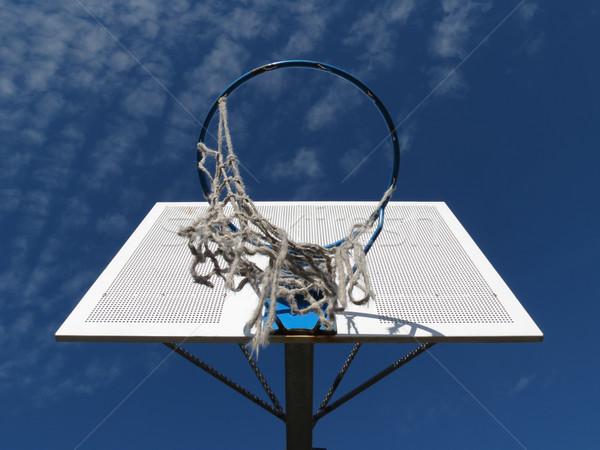 Basketball Hoop Stock photo © rghenry