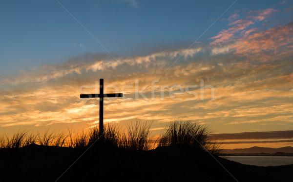 Stock photo: The Cross