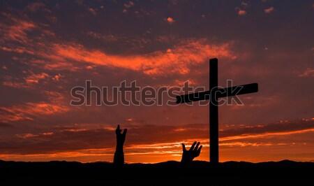 Himatangi River Cross Stock photo © rghenry