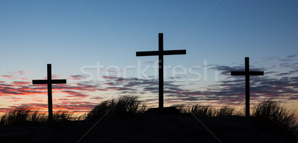 Calvary Hill Stock photo © rghenry