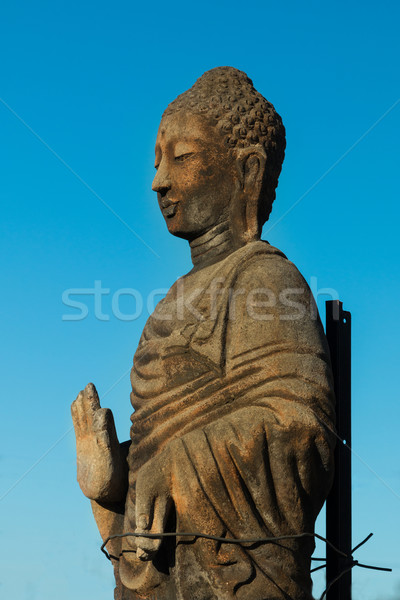 Statue Person Stock photo © rghenry