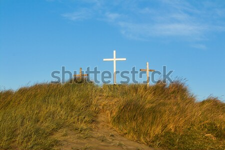 Sand Hill Calvary Stock photo © rghenry