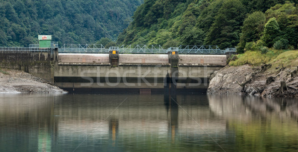 Low Water Dam Stock photo © rghenry