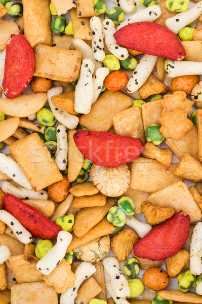Dry Rice Food Stock photo © rghenry