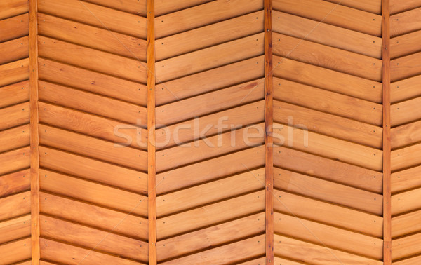 Wooden Ceiling Stock photo © rghenry