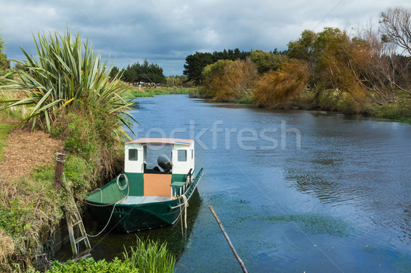 River Boat Stock photo © rghenry