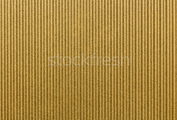 Golden Corrugated Iron.tif Stock photo © rghenry