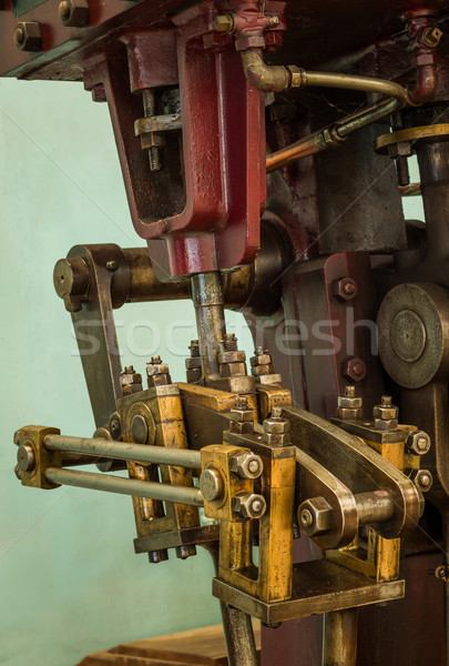 Industrial Machine Crank System Stock photo © rghenry