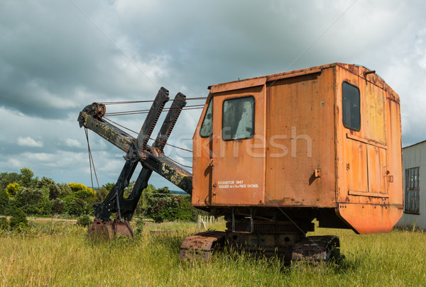 Old Digger Stock photo © rghenry