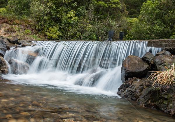 Gumboot Waterfalls Stock photo © rghenry