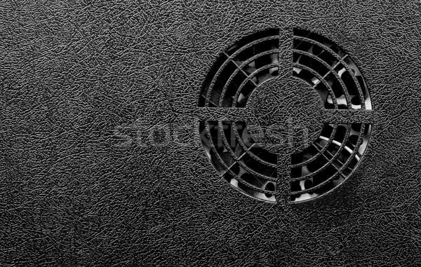 Inlet Fan Stock photo © rghenry