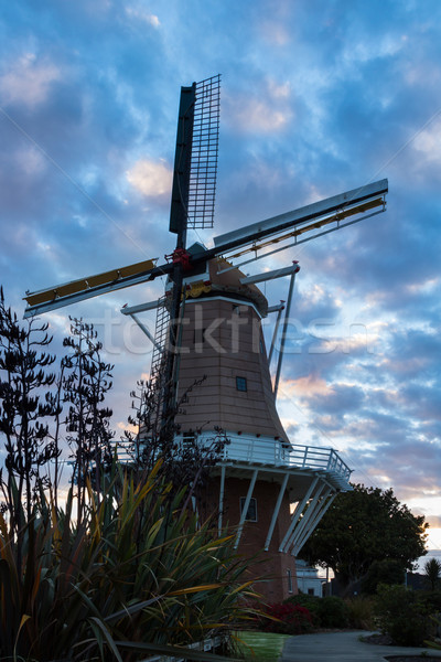 Tall Windmill Stock photo © rghenry