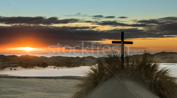 Lake Cross Dune Stock photo © rghenry