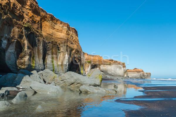 пляж волна из воды вокруг Сток-фото © rghenry