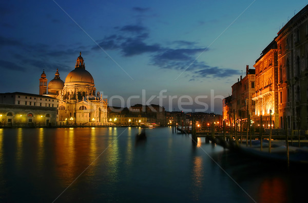 Venetian canal. Stock photo © rglinsky77
