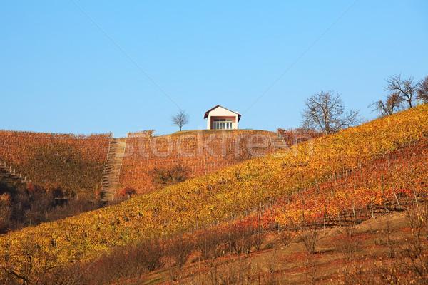 Foto stock: Hills · cair · norte · Itália · belo