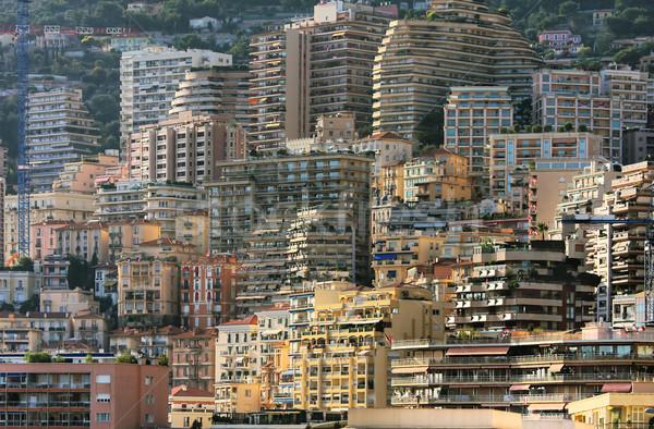Houses of Monte Carlo. Stock photo © rglinsky77