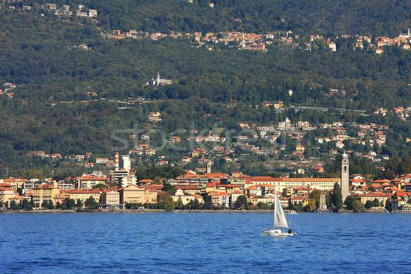 Lake Maggiore. Stock photo © rglinsky77