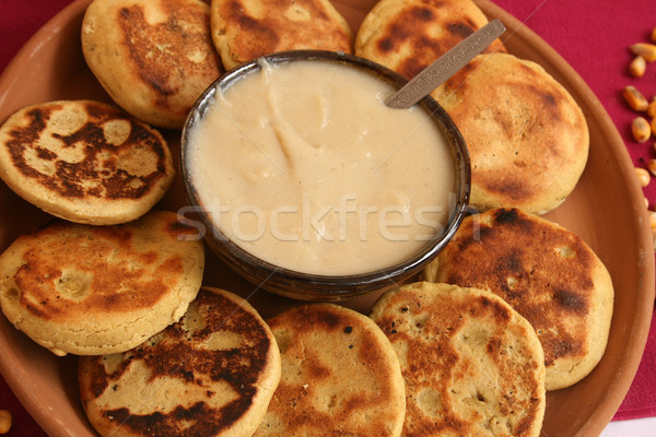 Stock photo: Ecuadorian Pancakes