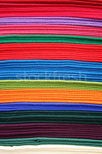 Colorido feito à mão variedade cores venda Foto stock © rhamm