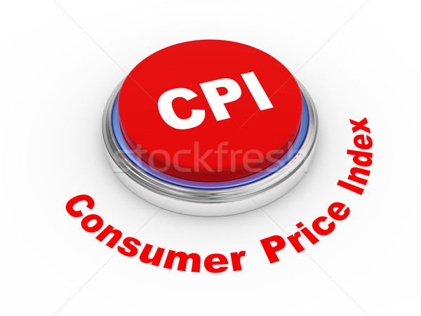 3d CPI Consumer Price Index Stock photo © ribah