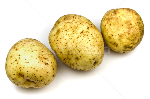 Golden Delight Potatoes Stock photo © ribeiroantonio