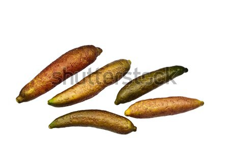 Organic Finger Lime Stock photo © ribeiroantonio
