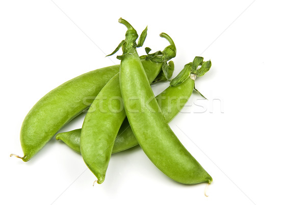 Green peas Stock photo © ribeiroantonio