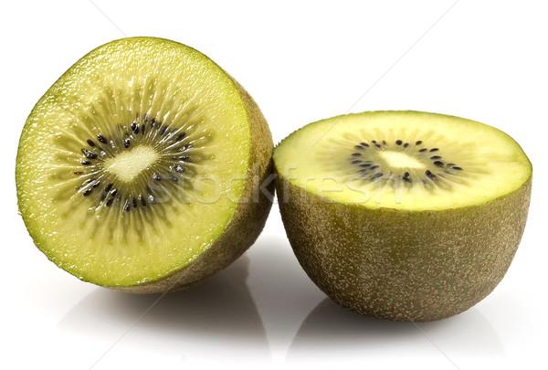 Gouden kiwi vruchten Stockfoto © ribeiroantonio