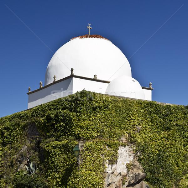小 チャペル 良い ヘルプ 風景 教会 ストックフォト © ribeiroantonio