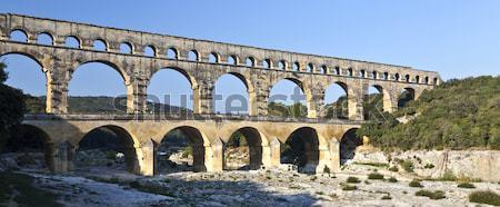 表示 古い ローマ フランス エンジニアリング ストックフォト © ribeiroantonio