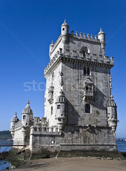 Belem Tower  Stock photo © ribeiroantonio
