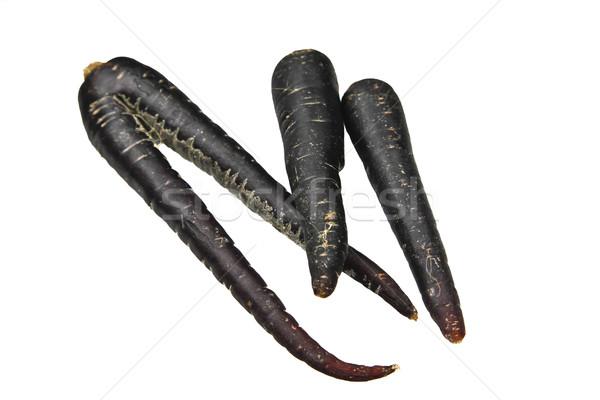 黒 ニンジン 古代 タイプ もっと 年 ストックフォト © ribeiroantonio