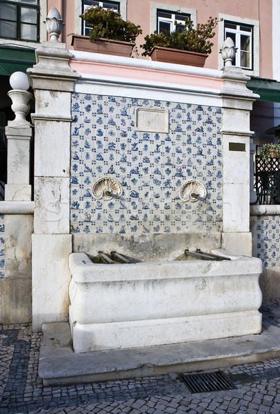 Water Fountain Stock photo © ribeiroantonio