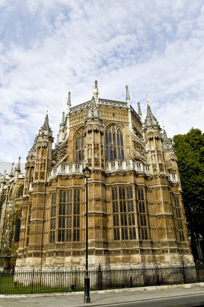 Westminster Lady Chapel Stock photo © ribeiroantonio