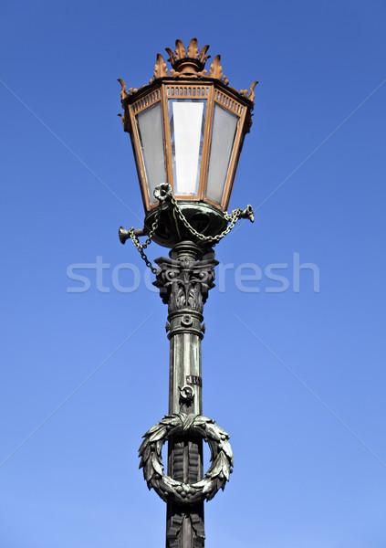 リスボン 広場 ポルトガル 通り ストックフォト © ribeiroantonio