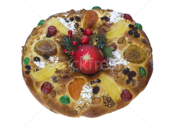 Christmas Cake Stock photo © ribeiroantonio