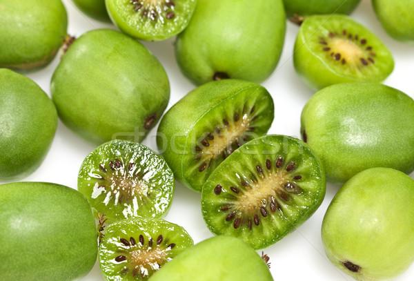 Kiwi bes klein vruchten inlander Japan Stockfoto © ribeiroantonio