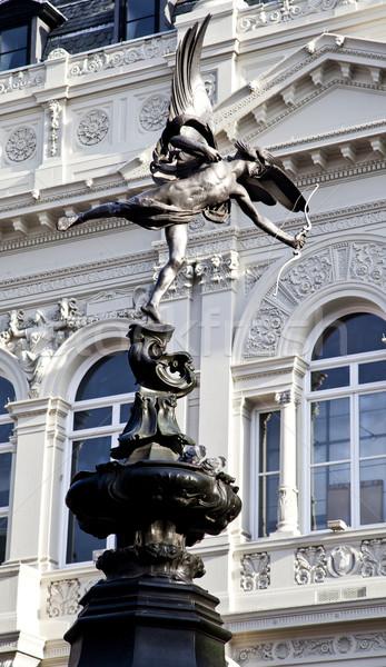 Eros at Piccadilly Circus Stock photo © ribeiroantonio