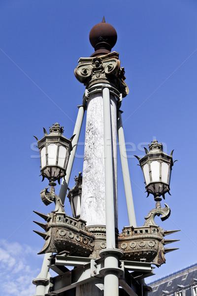 Paris Opera Garnier Stock photo © ribeiroantonio