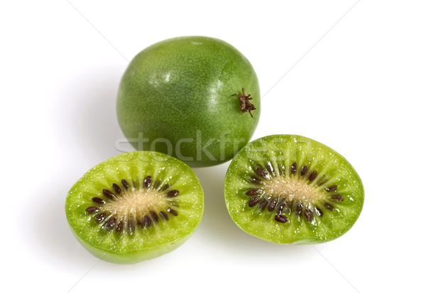 Kiwi Berry or Actinidia arguta Stock photo © ribeiroantonio